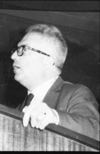En el centenario del nacimiento del Ing. José Luis Massera. Sus palabras en el nacimiento de la Fundación Rodney Arismendi