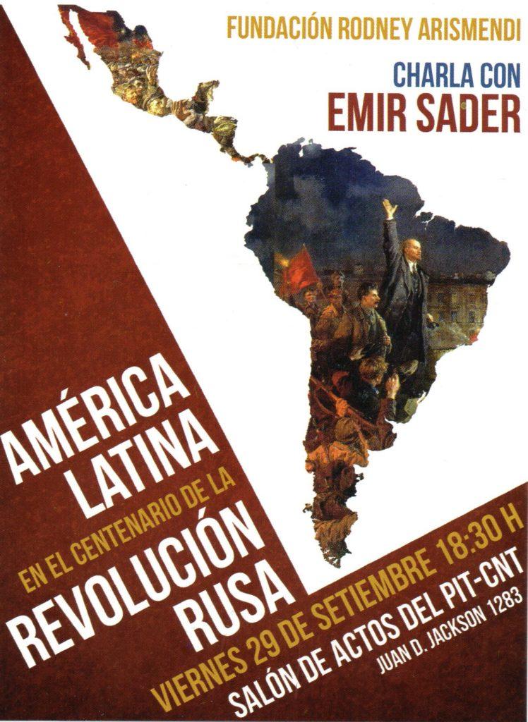 América Latina en el centenario de la Revolución Rusa