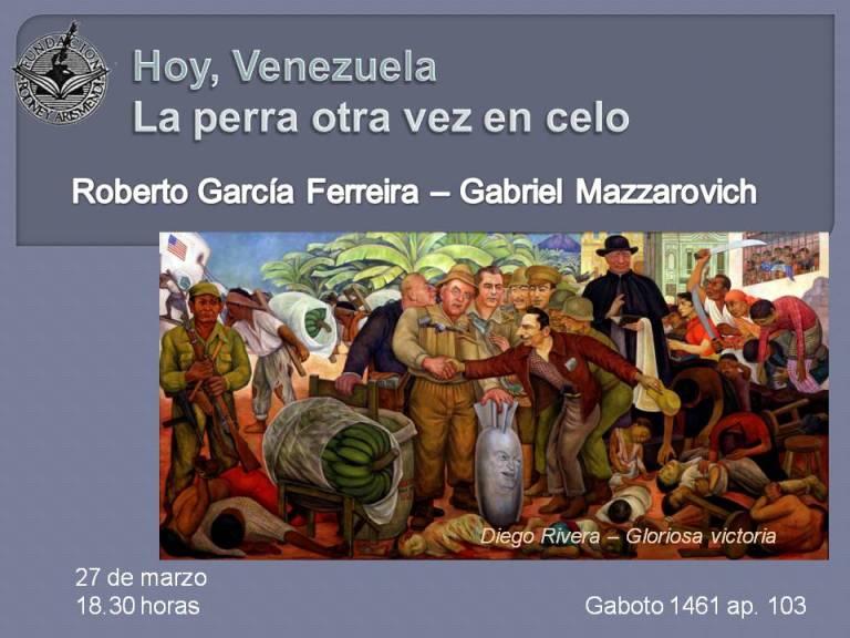 Hoy, Venezuela – La perra otra vez en celo